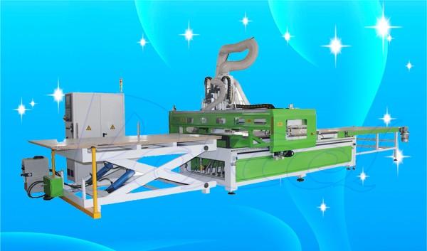 cnc furniture production line