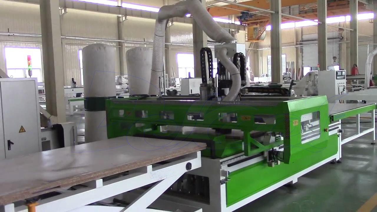 furniture production line spindle