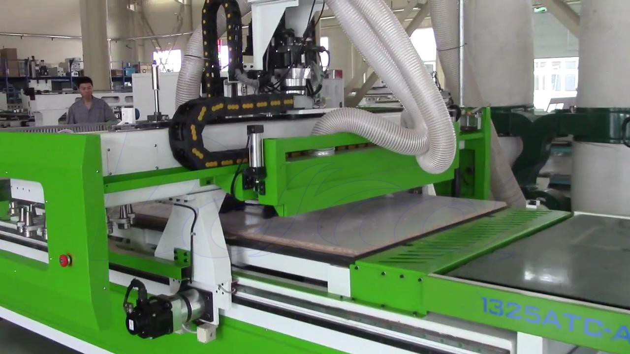 furniture production line feature