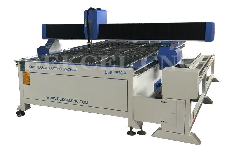 CNC PLASMA METAL CUTTER MACHINES