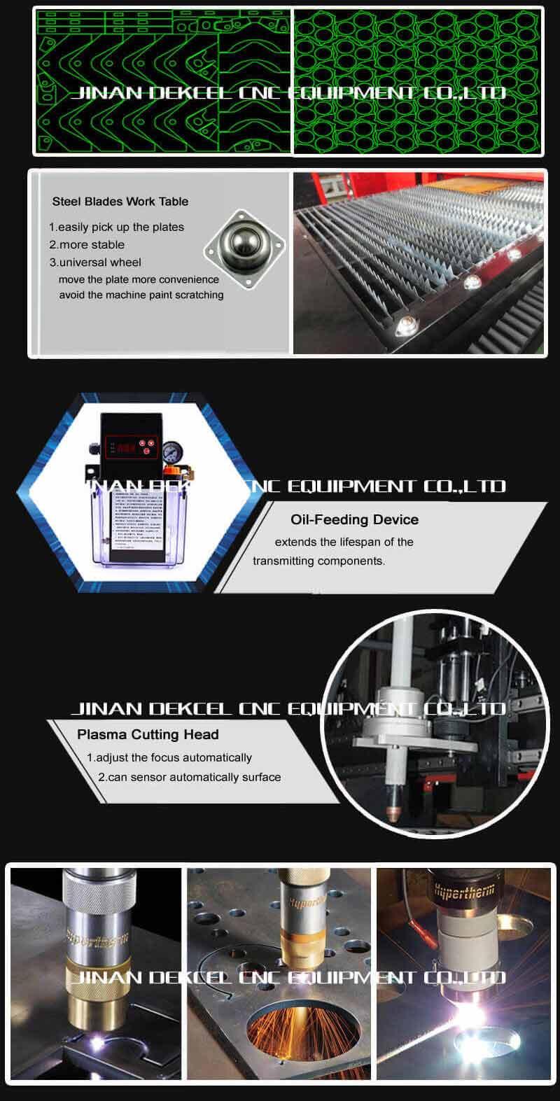 cnc metal plasma cutter