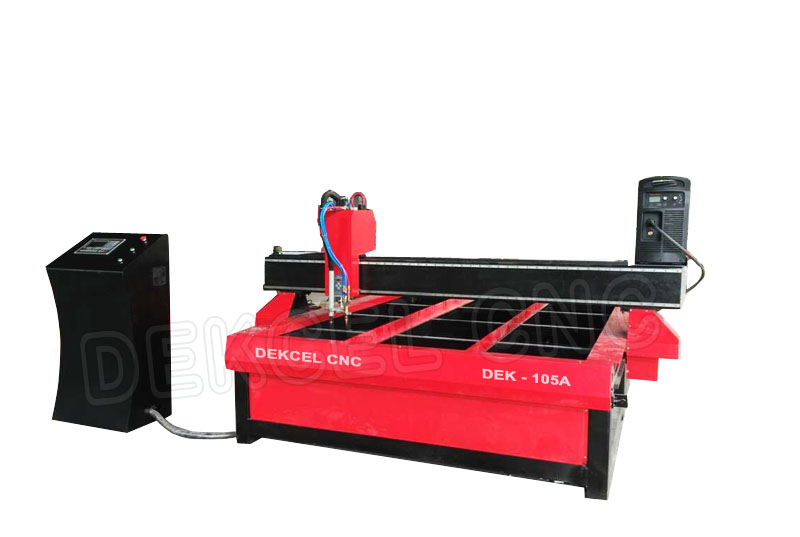 Dekcel 105A/125A Metal Plasma and Flame Cutters CNC Machines For Sale
