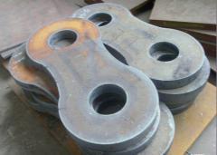 130A CNC Metal Plasma Cutter Machine