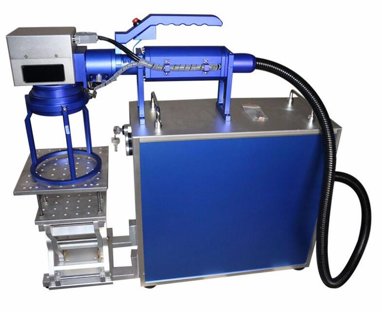 dekcel handheld laser marking machine