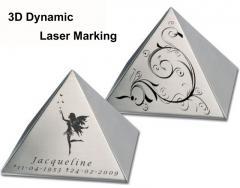 3D Auto-Focus Dynamic Irregular Fiber Laser Marking machine