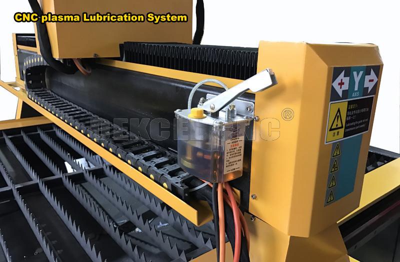 CNC plasma Lubrication System