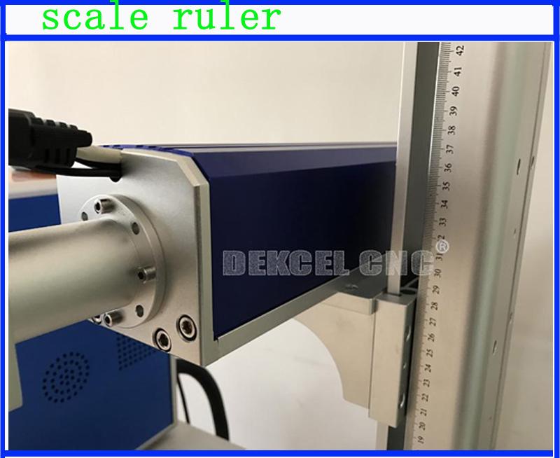 mopa 20w fiebr laser marker scale ruler