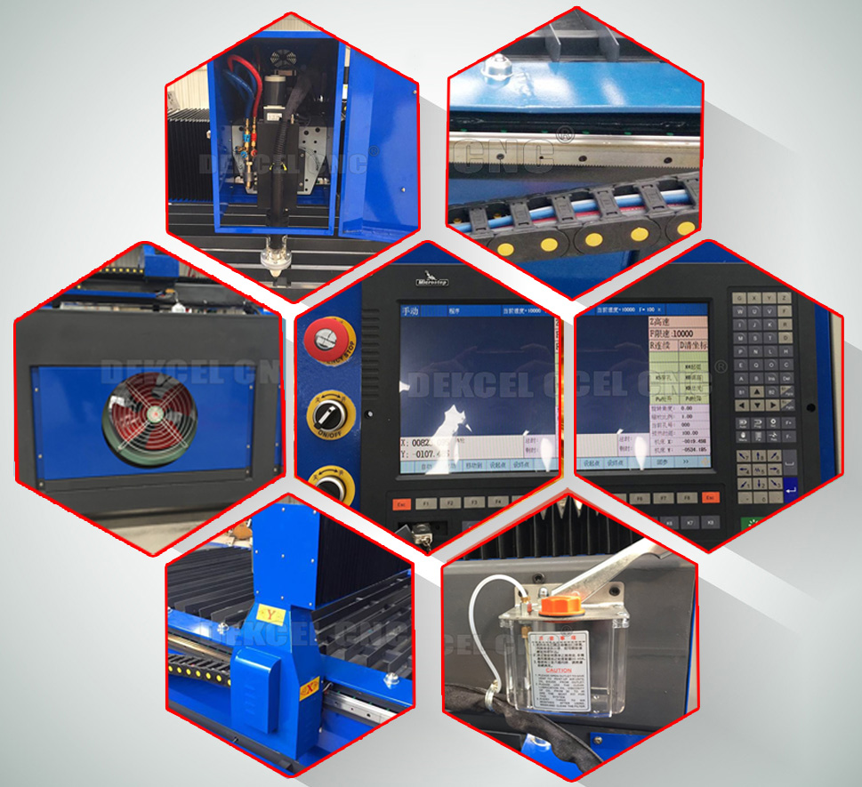 cnc plasma cutter price