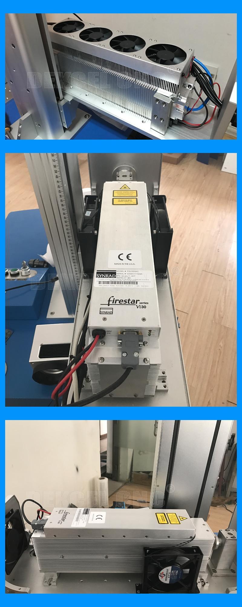 1390 co2 laser marker 30w