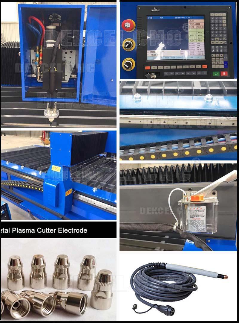 cnc plasma cutter machine price