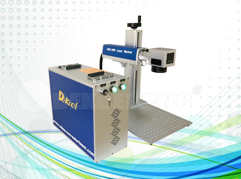 30w fiber laser marker machine sale