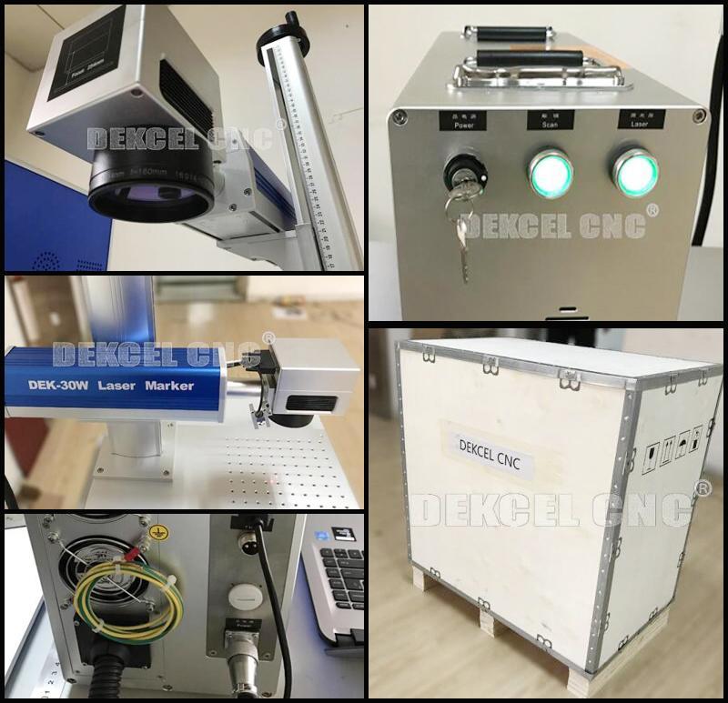 fiber laser marker for metal