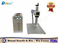30w mini fiber laser marker cnc machine for metal nonmetal
