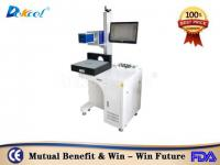 Synrad 60w co2 laser marking machine for cloth nonmetal sale