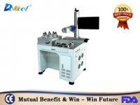 30w LED bulb logo laser marking cnc machine for sale