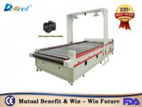 Factory price CCD camera oscillation knife cutter cnc machine for printing carto
